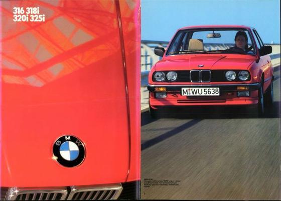 BMW 316,318i,320i,325i