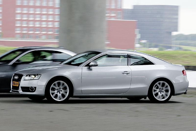Audi A5 3.0 TDI quattro (2008)