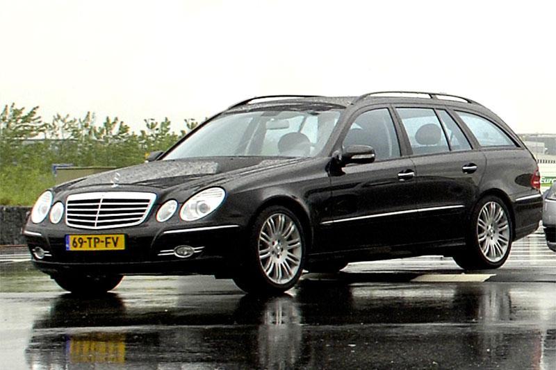 Mercedes-Benz E 320 CDI Combi Avantgarde (2007)