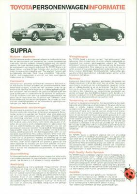 Toyota Supra Twin Turbo
