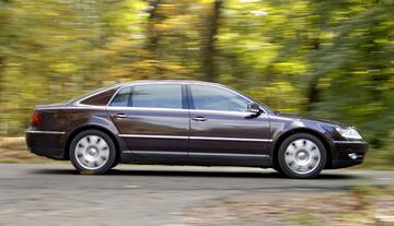 Volkswagen Phaeton 4.2 V8 4Motion Lang Highline (2008)