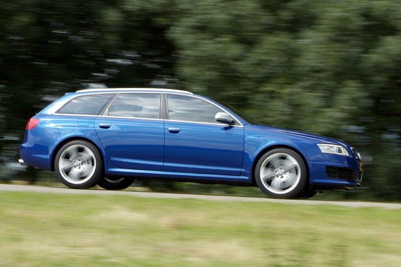 Audi RS6 Avant 5.0 TFSI quattro (2008)