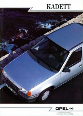 Opel Opel Kadett Kadett,gl,gt,gsi,caravan,ls