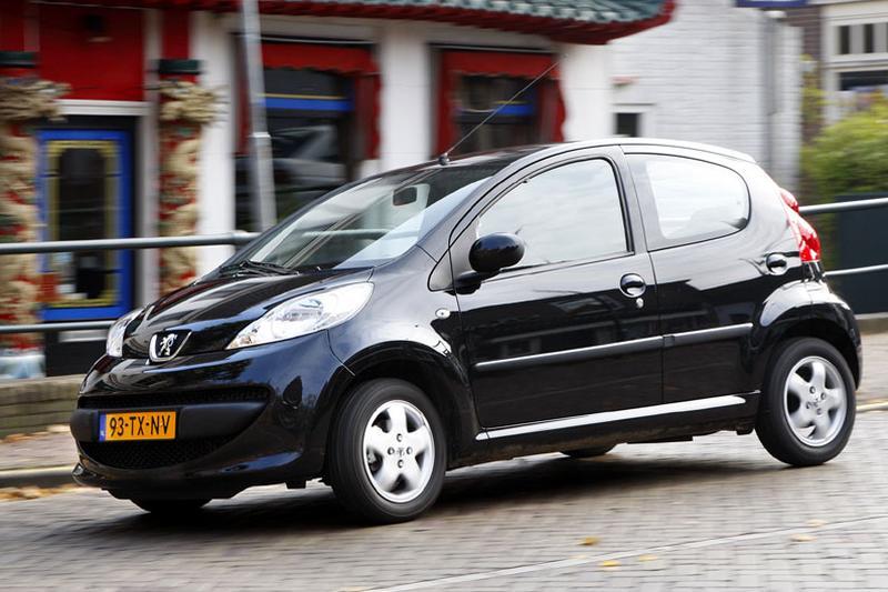 Peugeot 107 XS 1.0