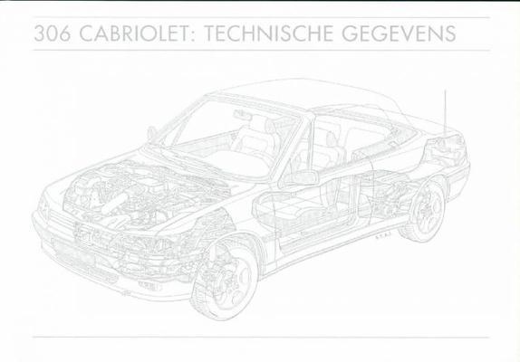 Peugeot Cabriolet 306