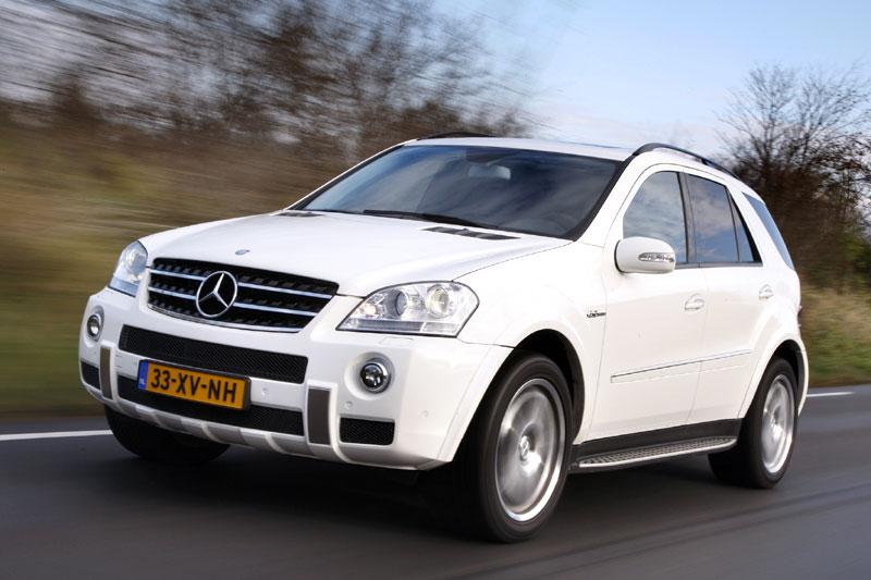 Mercedes-Benz ML 63 AMG (2008)