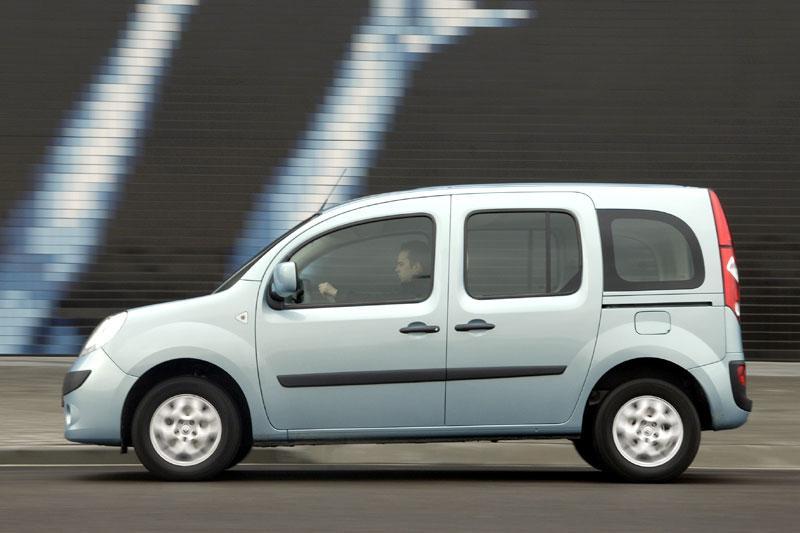 Renault Kangoo Family 1.6 16V Privilège (2008)