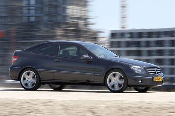 Mercedes-Benz CLC 180 Kompressor (2008)