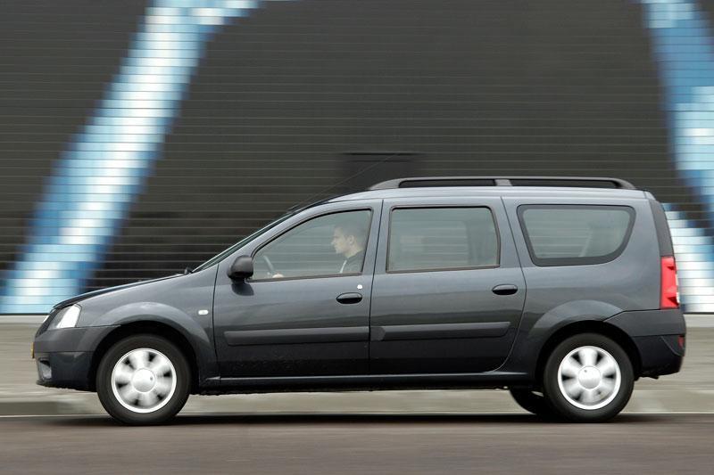 Dacia Logan MCV 1.6 Lauréate (2008)
