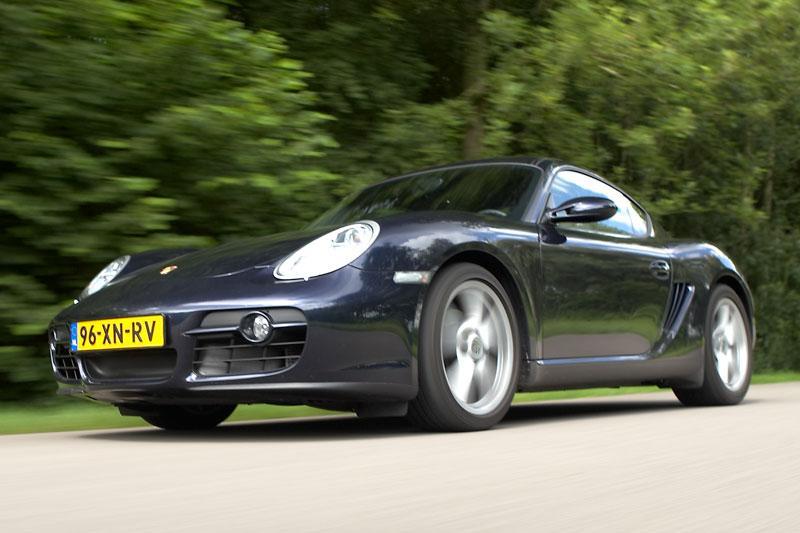Porsche Cayman (2008)