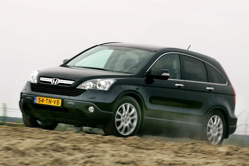 Honda CR-V 2.0 i-VTEC Executive (2008)
