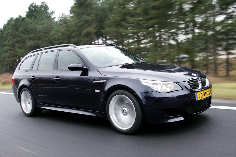 BMW M5 Touring (2008)