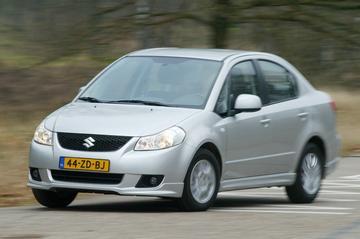 Suzuki SX4 Sedan 1.6 Exclusive (2008)