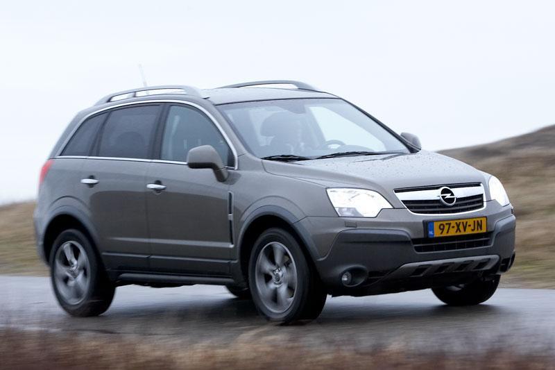 Opel Antara 2.0 CDTi Cosmo (2008)