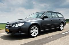 Subaru Legacy Touring Wagon 2.0D Luxury