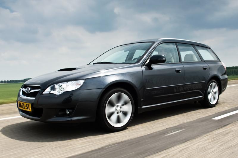 Subaru Legacy Touring Wagon 2.0D Luxury (2008)
