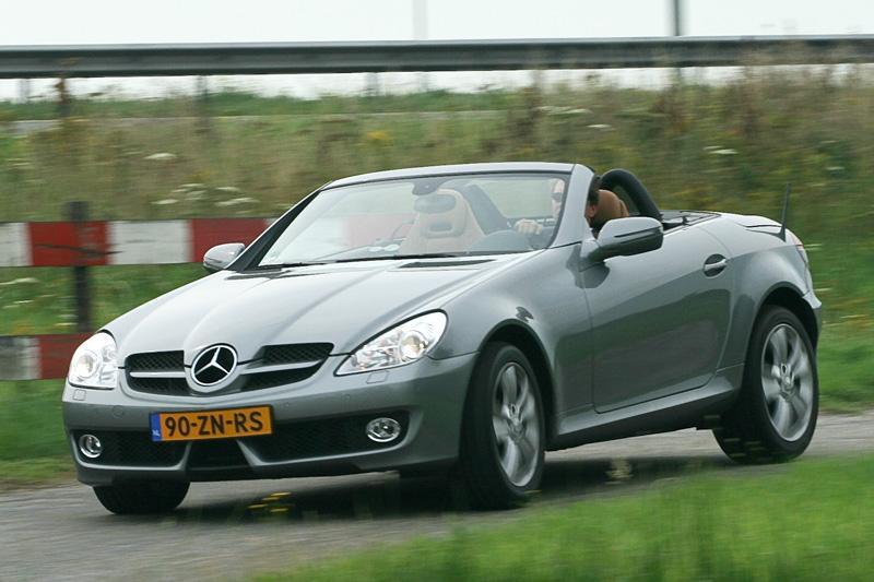 Mercedes-Benz SLK 350 (2008)