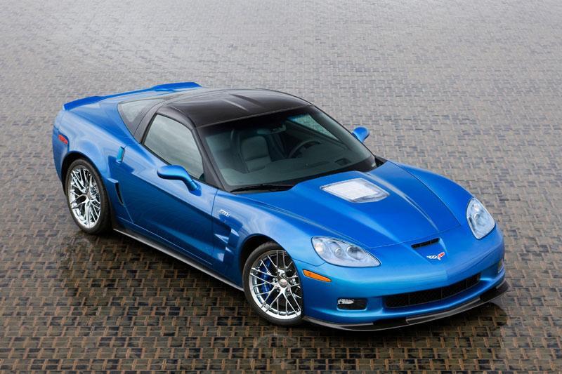Productie Corvette ZR1 gestart