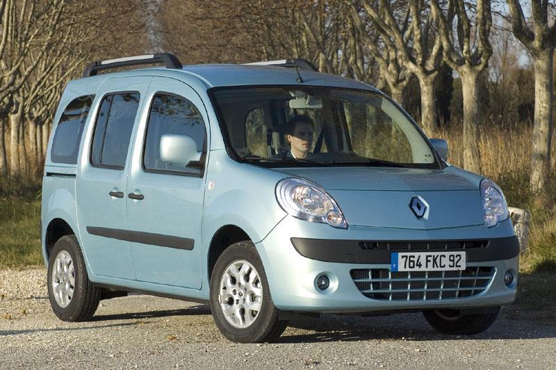 Renault Kangoo Family 1.5 dCi 90 (2013)