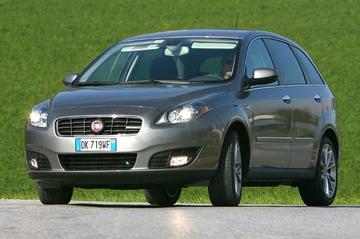 Fiat Croma 2.2 16v Corporate Premium (2008)