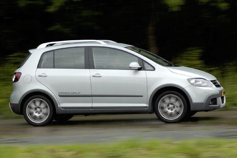 Volkswagen CrossGolf 1.4 16V TSI 140pk (2007)