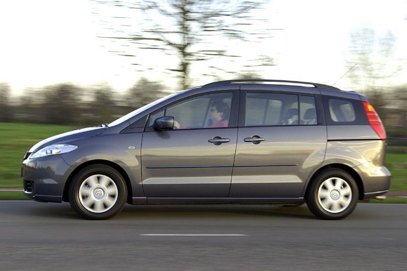Mazda 5 1.8 Touring (2007)