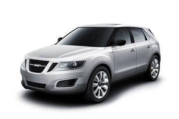 Gelekt: Saab 9-4X Biopower Concept