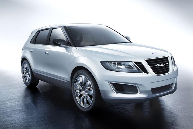 Geen diesel voor Saab 9-4X