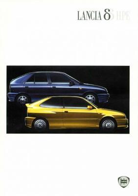 Lancia Hpe,turbo Hf,2.0,1.8,1.6,v.v.t1.9td,ls