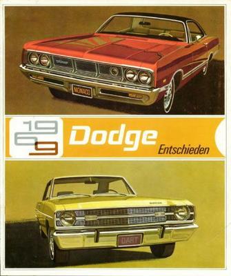 Dodge Dart, Coronet, Monaco, Polara
