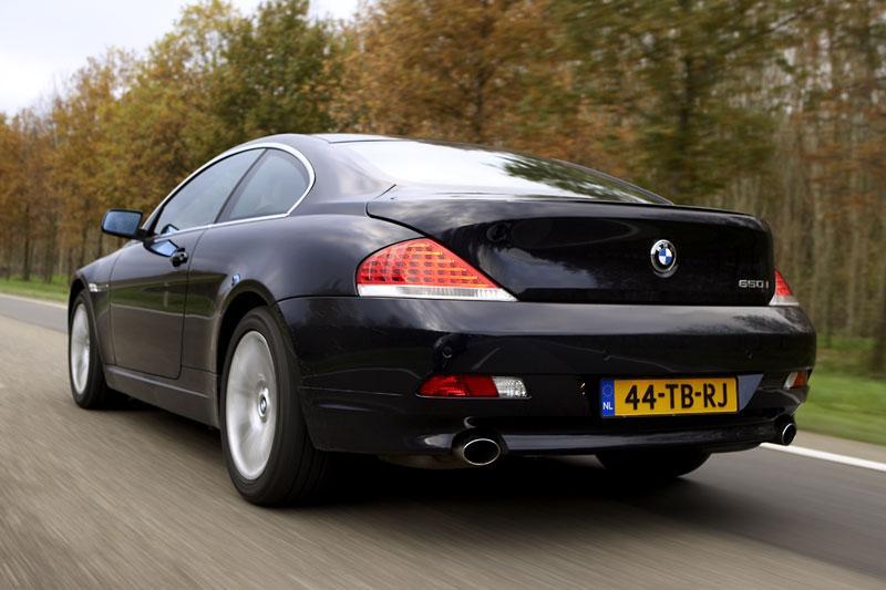 BMW 650i (2007)