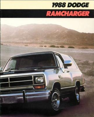 Dodge Ramcharger Ad100150, Aw100150