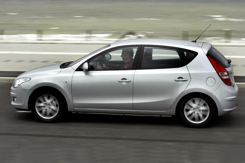 Hyundai i30 1.6i CVVT DynamicVersion (2007)