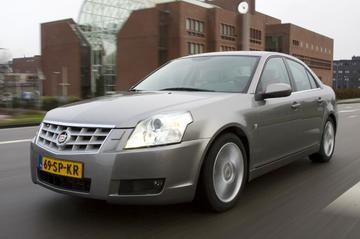 Cadillac BLS 2.8 V6 Elegance (2007)