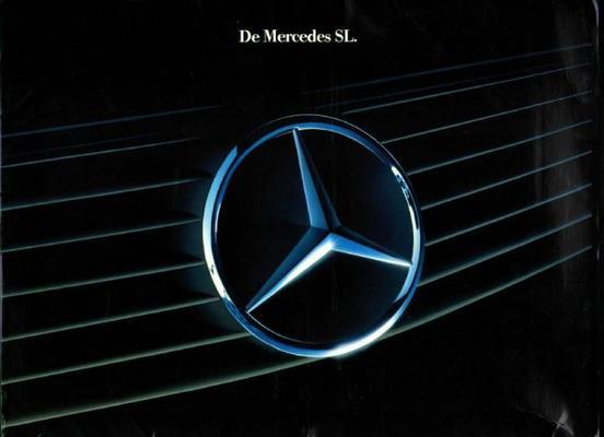 Mercedes-benz Sl 300-500 Sl