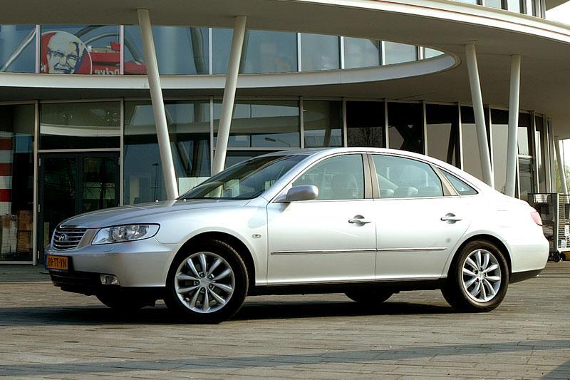 Hyundai Grandeur 2.2 CRDi VGT StyleVersion (2007)