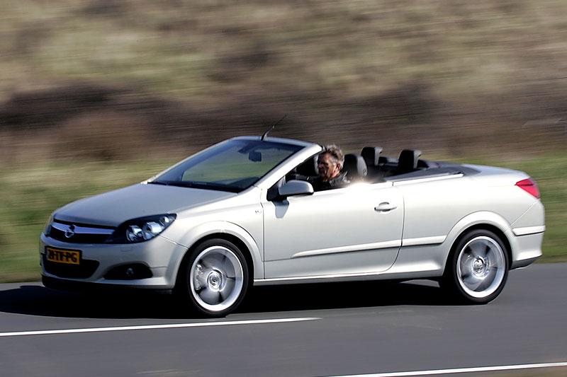 Opel Astra Twintop 19 Cdti 150pk Temptation 2007 Autoweek