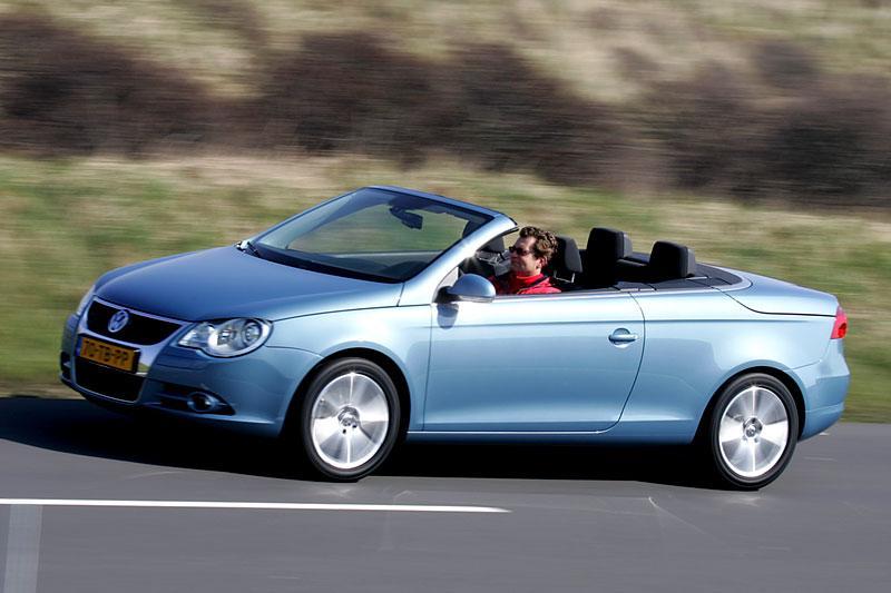 Volkswagen Eos 2.0 TDI (2007)