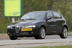Alfa Romeo 147 1.9 JTDm Blackline