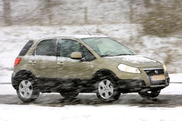 Fiat Sedici 1.6 16v Emotion (2008)