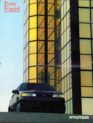 Hyundai Pony Excel Gls,gs,gl,aut