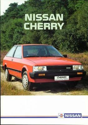 Nissan Cherry Dx,gl,