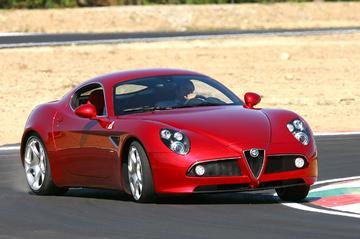 GTA-versie Alfa 8C