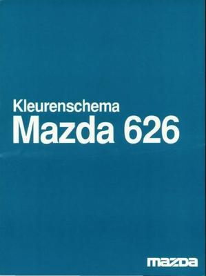 Mazda  626 Lx,glx,xerxes