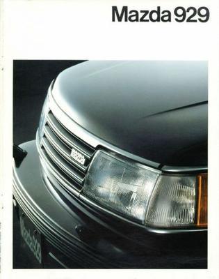 Mazda 929 Lx,glx
