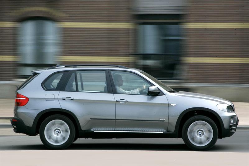 BMW X5 3.0d (2007)