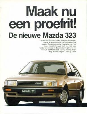 Mazda  323,gtx