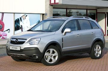 Opel Antara als bestelauto