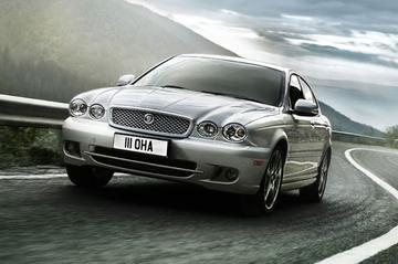 Jaguar X-type gewijzigd