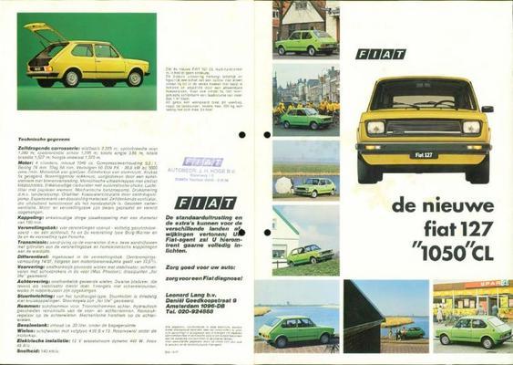 Fiat 127 Cl